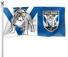 Canterbury Bulldogs NRL Pole Flag 1800mm by 900mm BNIP Cape