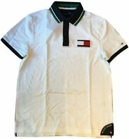 Tommy Hilfiger Herren Poloshirt, Polo, Regular Fit, Sailing Gear Größe: L