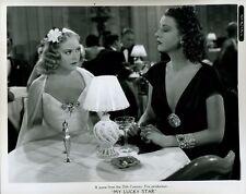SONJA HENIE RICHARD GREENE MY LUCKY STAR 1938   ORIG 8X10 Photo X1311