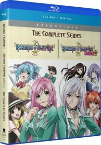 Rosario + Vampire: Complete Series - Essentials [New Blu-ray] Boxed Set, Digit