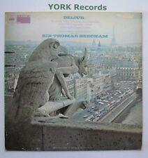 61271 - DELIUS - Paris / Eventyr / Koanga BEECHAM Royal Phil Orch - Ex LP Record