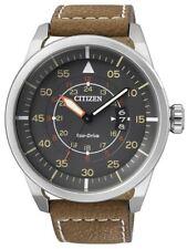 Reloj Citizen Eco-drive Aw1360-12h Aviator hombre
