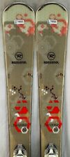 14-15 Rossignol Temptation 84 Used Women's Demo Skis w/Binding Size154cm #174895