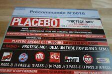 PLACEBO - protege-moi - FRENCH PRESS/KIT