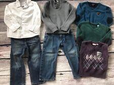 Diesel, Tommy, IKKS, GANT, Berti, OKAIDI Basic Size 24 Mo, 3T Boys Sweater Denim