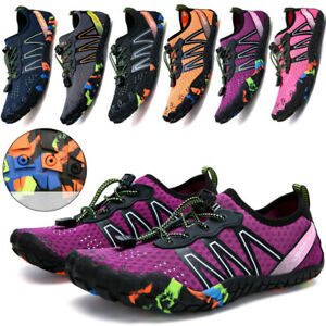 Water Shoes Mens Womens Sports Aqua Surf Swim Pool Quick Dry Wetsuit Breathable
