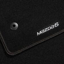 Genuine Mazda 6 Saloon 2015 onwards Carpet Floor Mats Luxury - GHW8-V0-320
