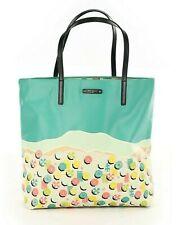 NWT Kate Spade Sand Hill Circle Bon Shopper Tote Shoulder Bag Beach Umbrellas