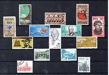 Africa del Sur valores del año 1960-83 (BP-100)
