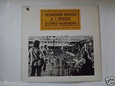"FRANCESCO GUCCINI & I NOMAD I""ALBUM CONCERTO"" VINILE LP"