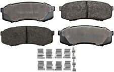 Disc Brake Pad Set-ProSolution Semi-Metallic Brake Pads Rear Monroe FX606