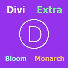 Divi Theme + Extra (Lifetime License API/Key+All Plugins +Automatically Update)