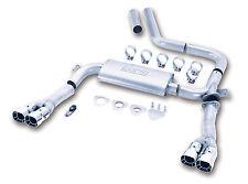 "Brand new Borla adjustable 3"" exhaust p/n 14780. 1998-2002 Camaro/Firebird."