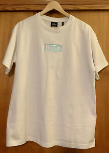 Kith x The Simpsons Cast of Characters Tee White. Size large. New.
