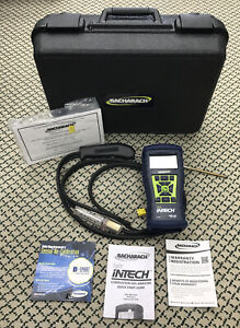Barely Used BACHARACH FYRITE INTECH COMBUSTION OXYGEN CARBON FURNACE ANALYZER