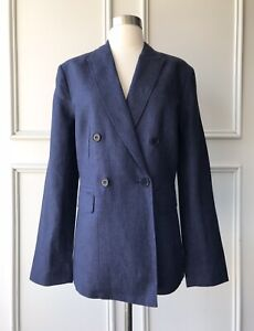 | COUNTRY ROAD | trenery linen delave blazer night sky | NEW | $299 | SIZE: 16 |