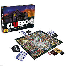 Cluedo/Clue 8-11 Years Modern Board & Traditional Games