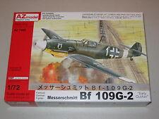 """1/72 Scale AZ Models Messerschmitt Bf 109G-2 """"Early Gustav"""""""