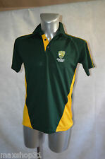 MAILLOT  CRICKET EQUIPE AUSTRALIE AUSTRALIA TAILLE 14/16 ANS JERSEY/CAMISA/POLO