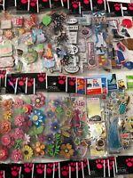 HUGE LOT***20pk SandyLion Essentials 3D Stickers**NO DUPS** Scrapbooking