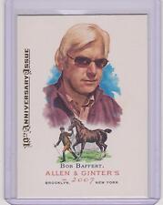 RARE 2015 ALLEN & GINTER BOB BAFFERT 10TH ANNIVERSARY CARD ~ 2007 #139 TRAINER