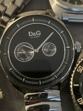 D G Time Quartz Analog Watch