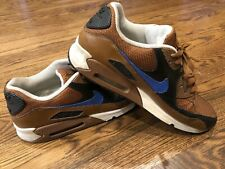 Nike Brown Nike Air Max 90 Athletic Shoes for Men for Sale