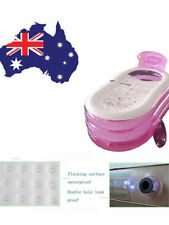 Folding Bathtub Portable PVC Inflatable Water Tub Warm Spa Massage Bath Tub