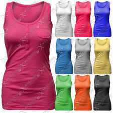Holiday Cotton Sleeveless Tops & Shirts for Women