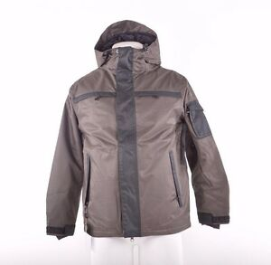 NWT YOUTH GRENADE GLOVES SNOWBOARDEXPLOITER JACKET $150 charcoal brown