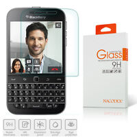 Nacodex Premium Tempered Glass Screen Protector For BlackBerry Classic Q20