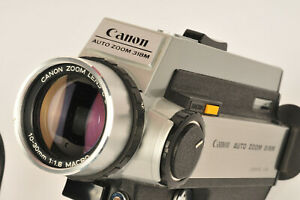 Canon Autozoom 318M Super 8 Cine Camera