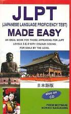 JLPT (Japanese Language Proficiency Test) Made Easy by Noriko Nasukawa, Dr...
