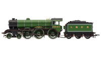 Hornby R3447 B17 Class LNER Green 4-6-0 Kilverstone Hall No: 2842 OO Gauge