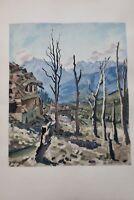 Berghof HAMBOURG D'ALGER A BERCHTESGADEN 1947