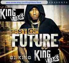 New FUTURE 32 Music Video Collection DVD, Hip Hop Rap Trap Southside Freebandz!