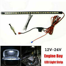 LED Truck Under Hood Engine Bay Light Strip Car Repair Automatic Switch Control