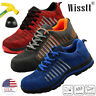 Men Indestructible Bulletproof Ultra X Protection Safety Shoes Steel Toe Boots