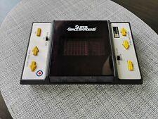 RARE Entex Super Space Invader 2 Vintage 1981 Handheld Tabletop Electronic Game