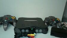 Nintendo 64 Console With 2 games And 2 Controllers Free Shipping