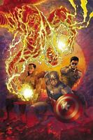 All-New Invaders Vol. 1 : Gods and Soldiers by James Robinson (2014, Paperback)