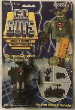 Tonka GoBots Geeper-Creeper 28 Enemy Robot Off-Road Vehicle