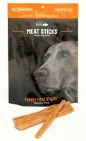 DOG NIP! Turkey Meat Sticks - Made in USA - 6 oz. Bag {APPROX. 22-25 PIECES}