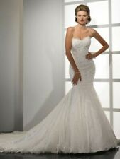 Sottero and Midgley Ivory Wedding Dress Size 10 Tracey JSM1428