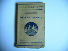"NOTRE MINNIE A. Lichtenberger collection ""la liseuse"""