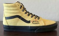 c532df3fd8 Vans Sk8-Hi ATCQ A Tribe Called Quest Skate Shoes Size Men's 7.5 Women's 9