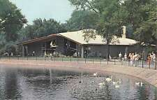 Royal Oak Michigan Holden Museum Of Reptiles Vintage Postcard K59518