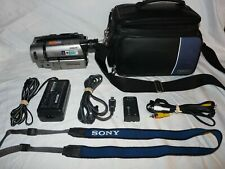 Sony CCD-TRV65 HI8 8mm Video8 Stereo Camera Camcorder VCR Player Video Transfer