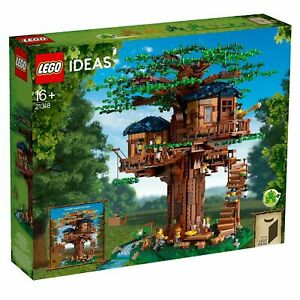 LEGO IDEAS 21318 Tree House BRAND NEW and SEALED!