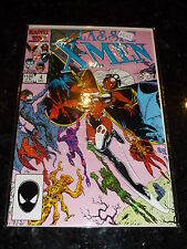 CLASSIC X-MEN Comic - Vol 1 - No 4 - Date 12/1986 - MARVEL Comics